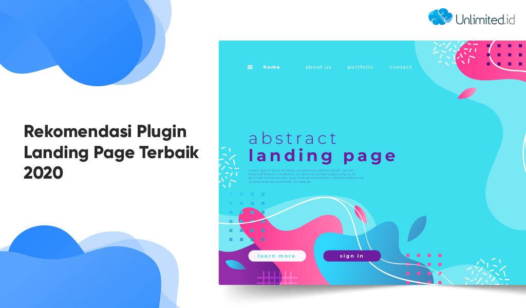 Plugin landing page