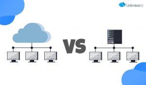 Perbedaan Cloud Hosting dan Web Hosting Tradisional