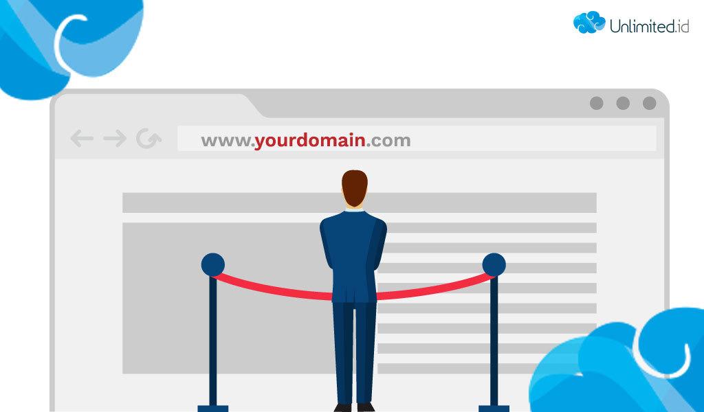 Cara Membatasi Pengunjung Website dari luar negeri