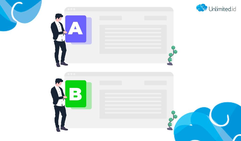 pengertian A/B testing