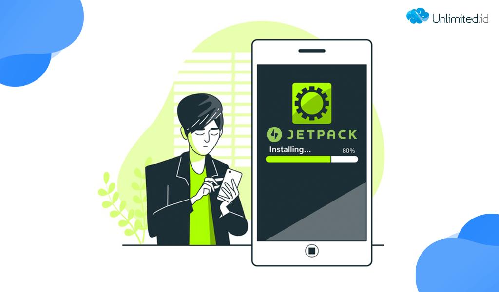 Cara Instal Plugin Jetpack