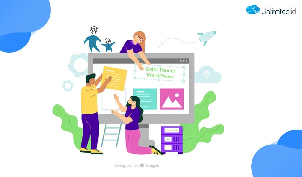 Cara Membuat Child Theme WordPress