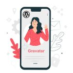 cara membuat Gravatar di WordPress
