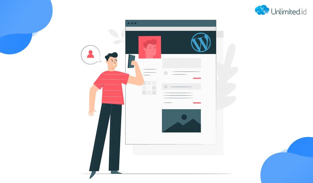 cara membuat Gravatar di WordPress