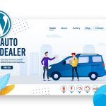 tema WordPress terbaik untuk dealer mobil