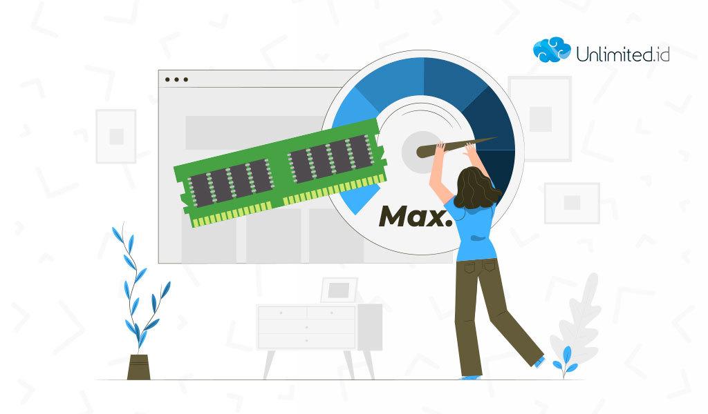 Fungsi RAM pada Web Hosting