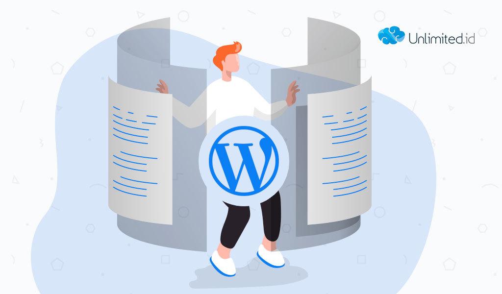 cara menduplikasi halaman di WordPress