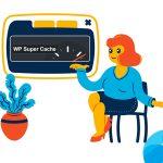 cara setting wp super cache