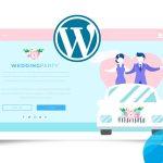 template WordPress terbaik untuk bisnis pernikahan